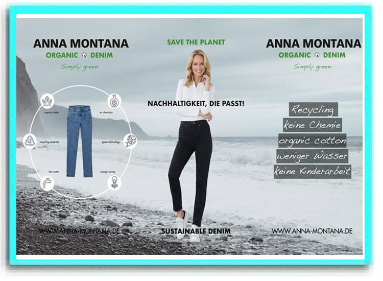 Anna Montana Organic Denim