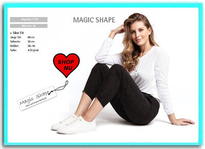 MAGIC SHAPE ANNA MONTANA 1146