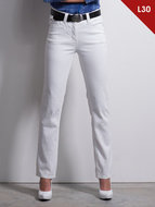 JEANS L30 UIT DE COLLECTIE VAN  MILLION X WOMAN MODEL RITA  €49,95