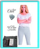 Anna Montana pull on pantalon Cheri